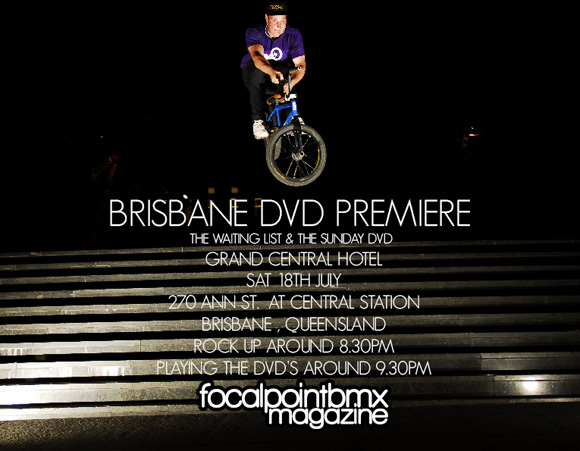 BRISBANE PREM FLYER