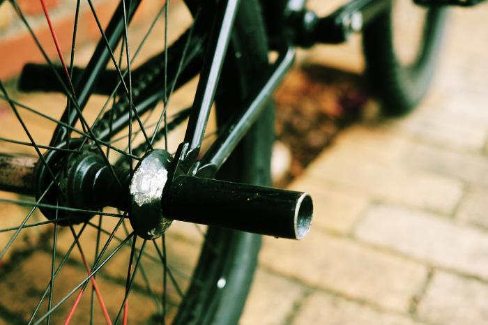 Bike Check Luke Vandenberg Focalpoint Bmx