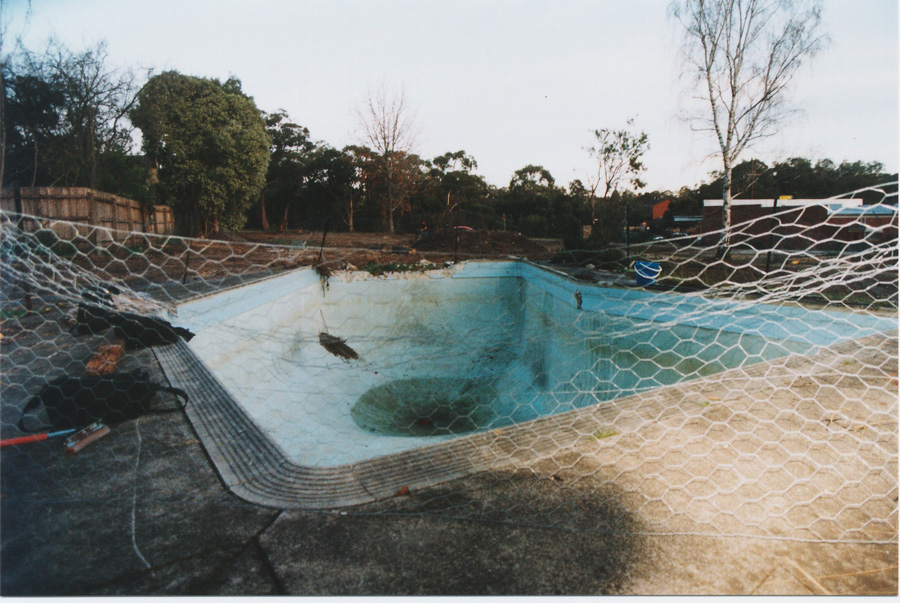 Großer Pool feature pools 2003 2004 focalpoint bmx