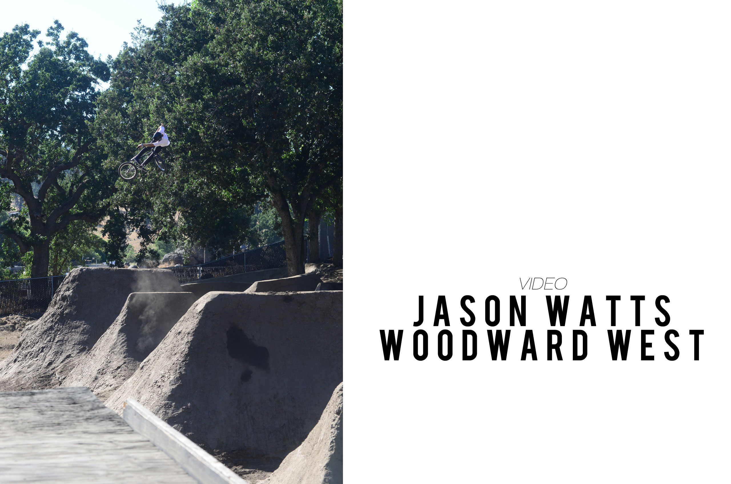Jason Watts @ Woodward West