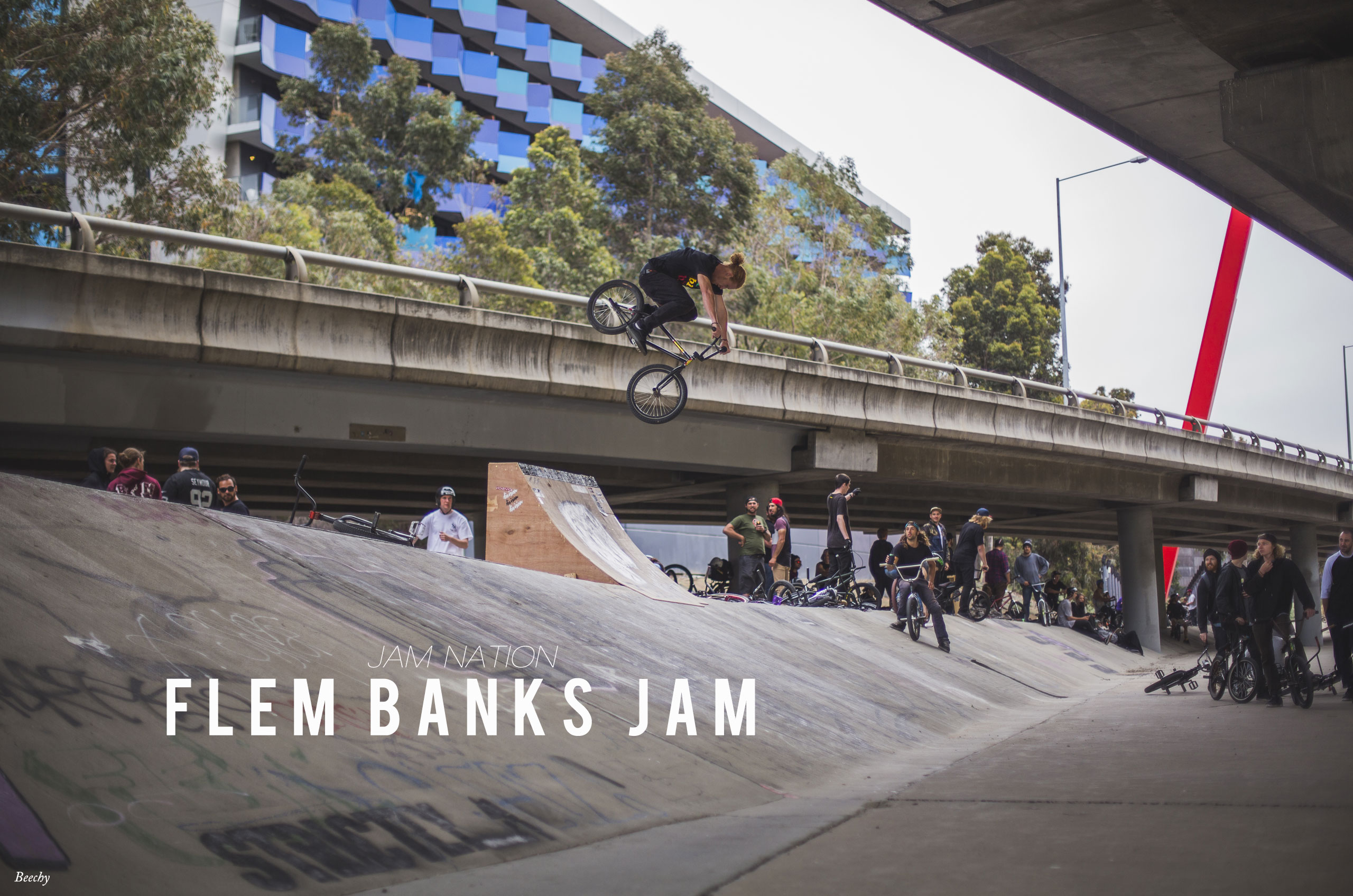 Jamnation – Flem Banks Jam 2014