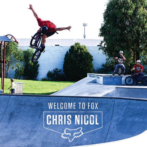 chris nicol