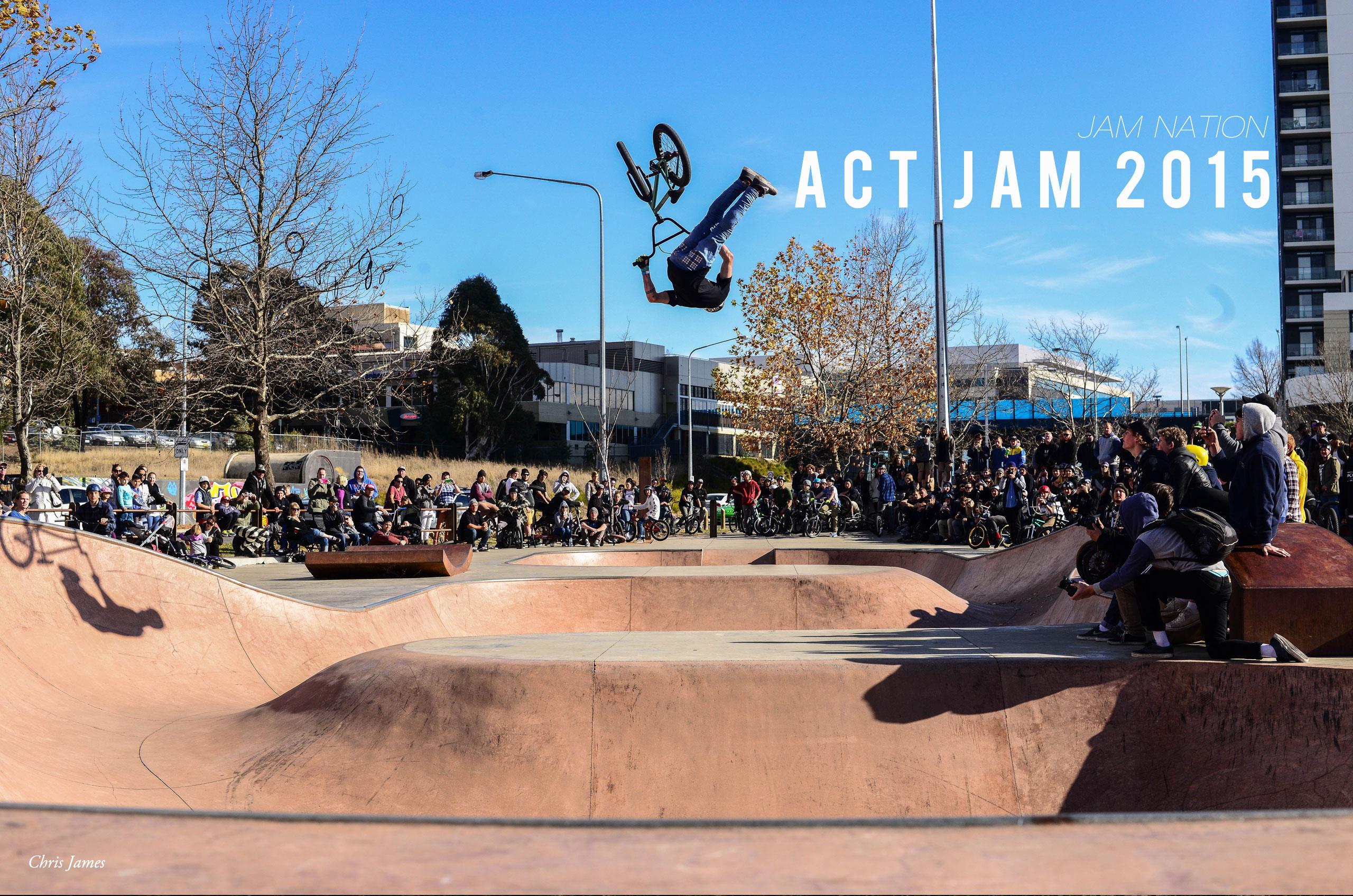 Jam Nation – ACT Jam 2015