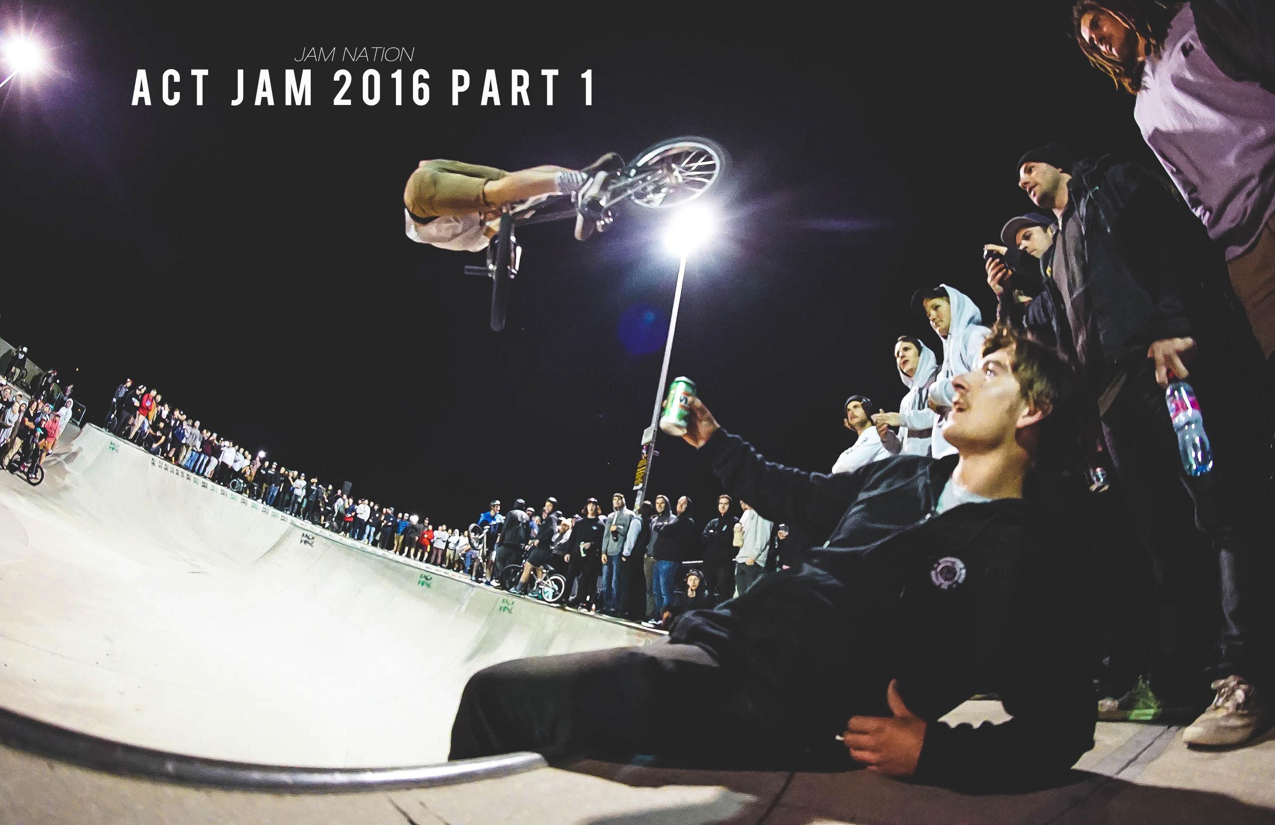 JAM NATION / ACTJAM 2016 / PART 1