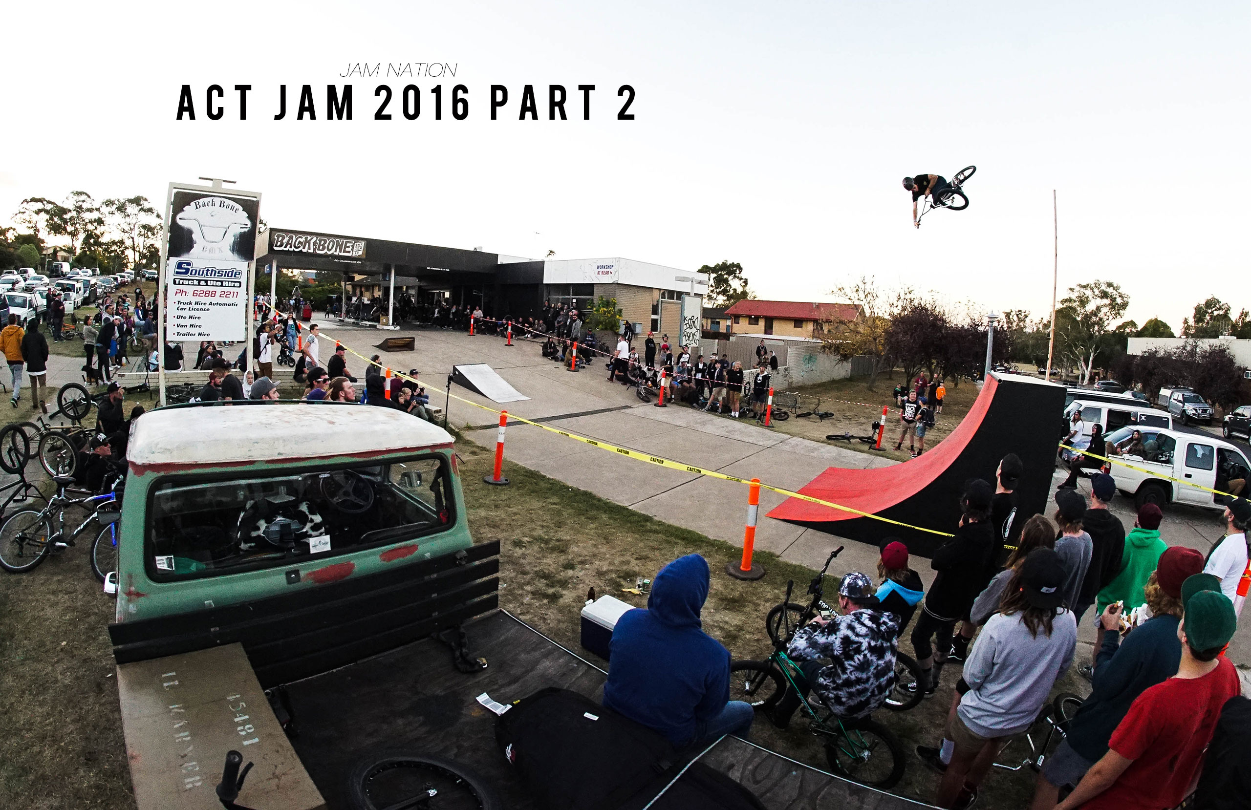 JAM NATION / ACTJAM 2016 / PART 2