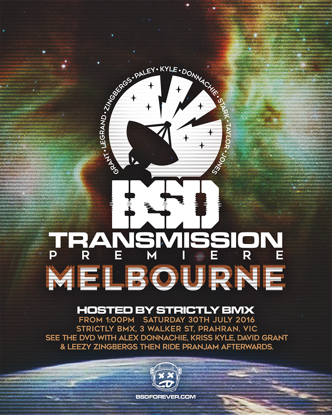 BSD-Transmission-premiereposter-australia-melbourne