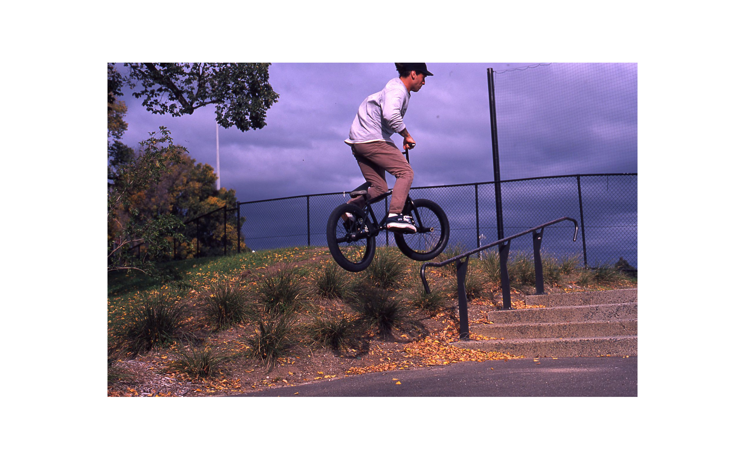 Jordan Aleppo - Jordan is an absolute animal ..when it comes to partying. He is also good at riding bikes.