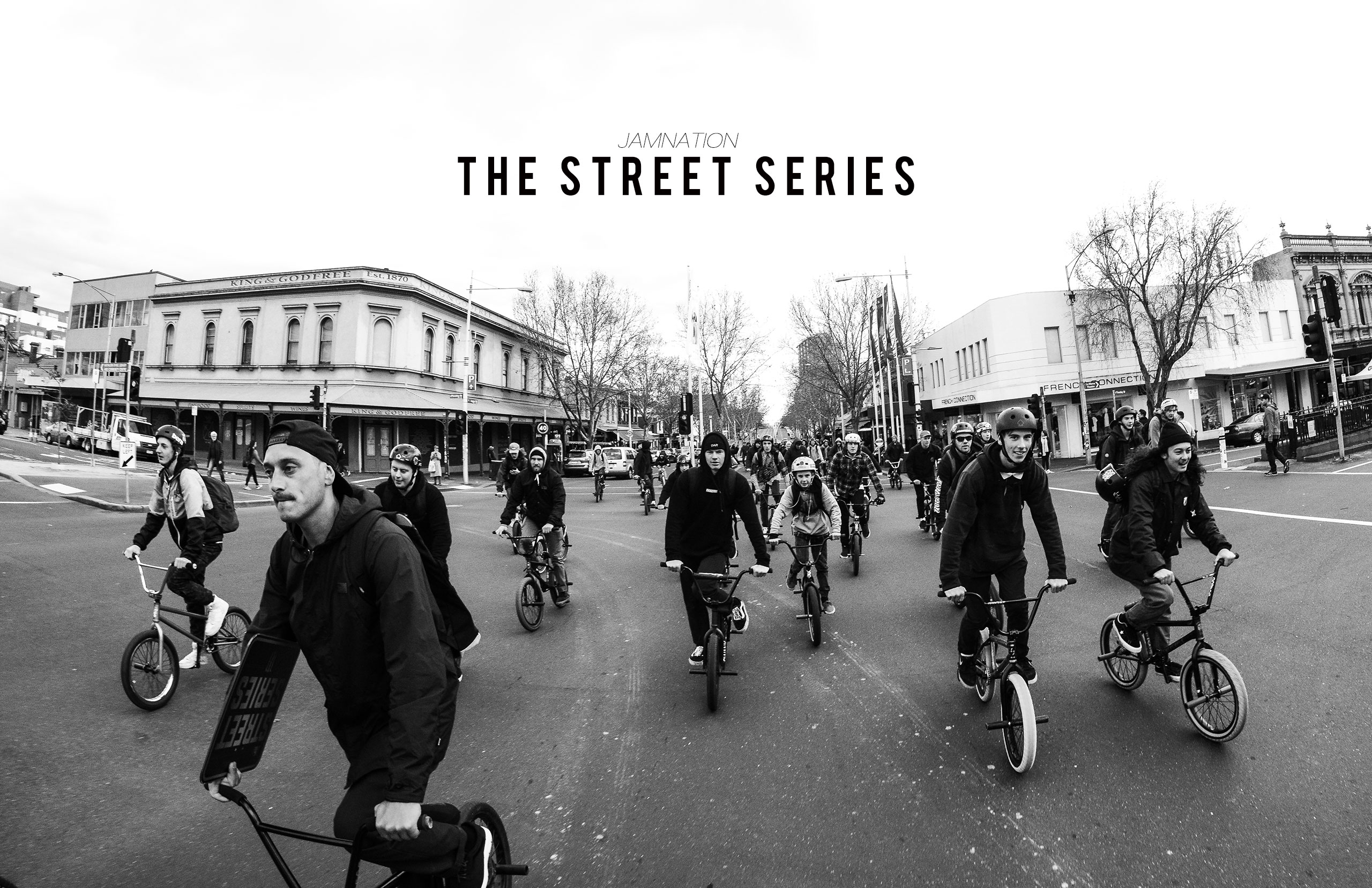 JAMNATION – THE STREET SERIES #2