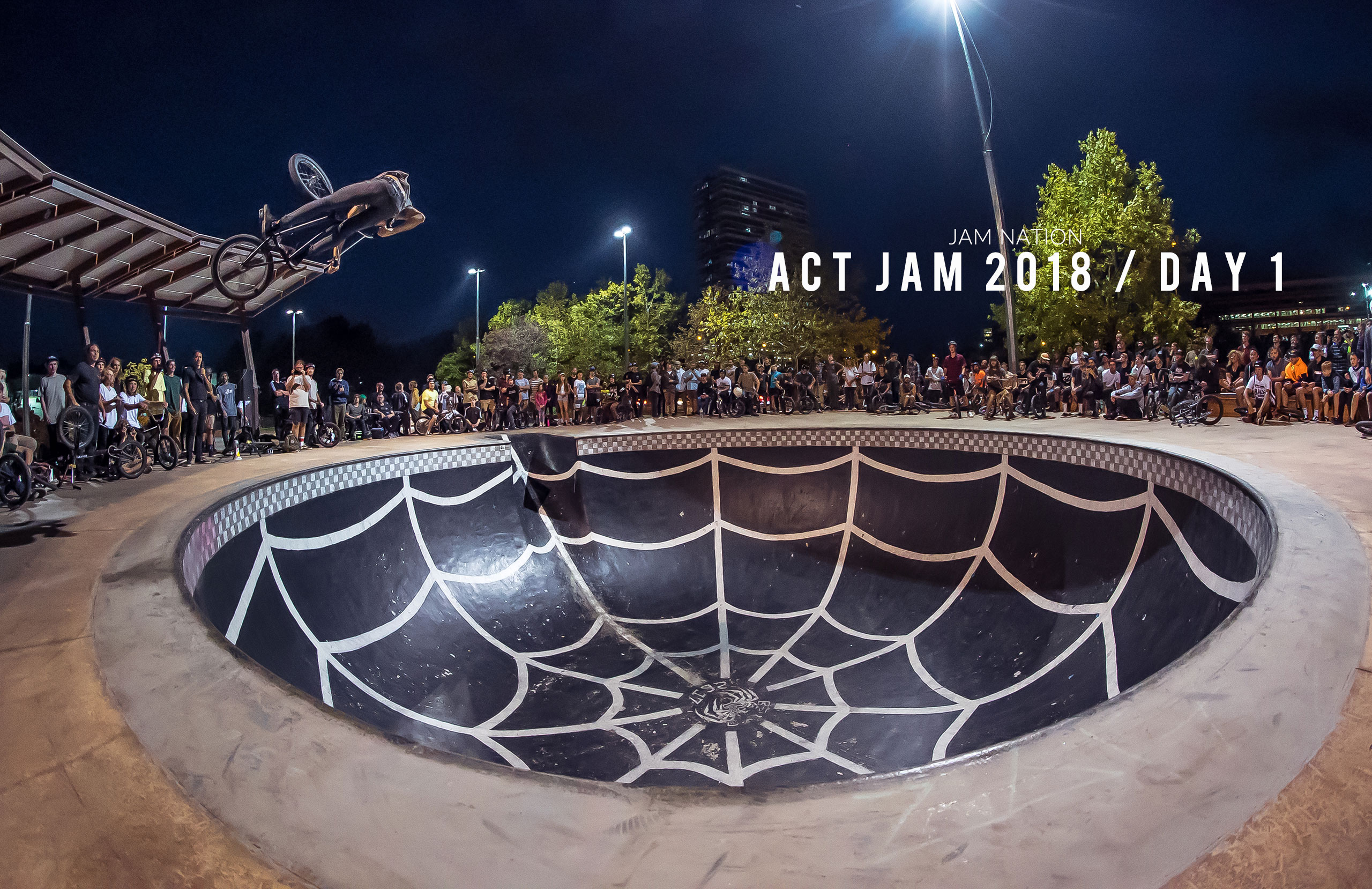 ACT JAM 2018 / DAY 1