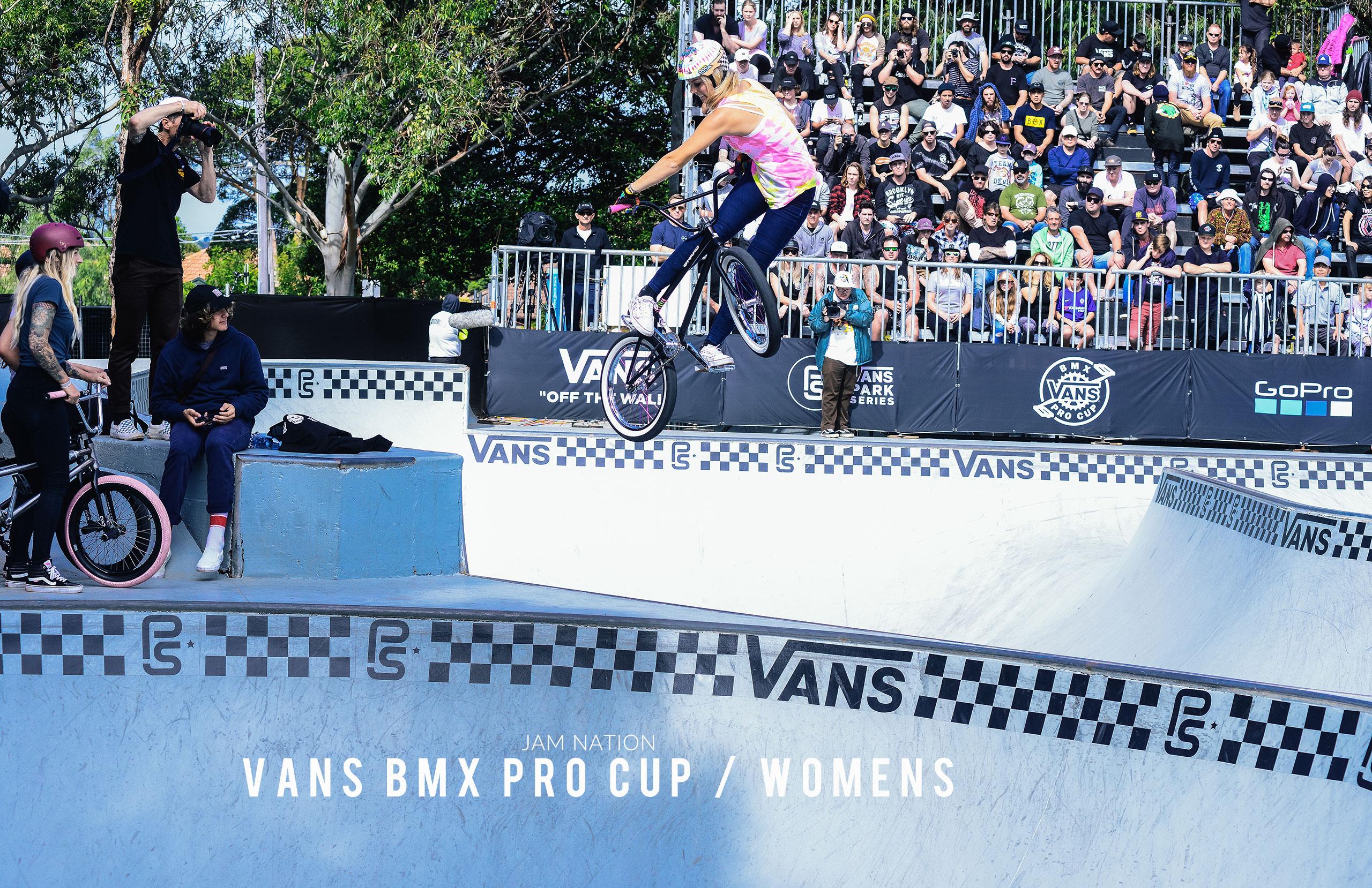 Vans BMX Pro Cup – Womens