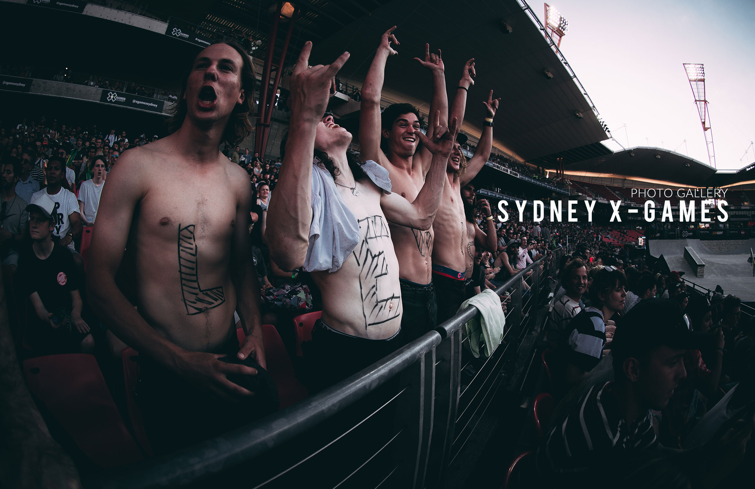 Sydney X-Games Photo Gallery