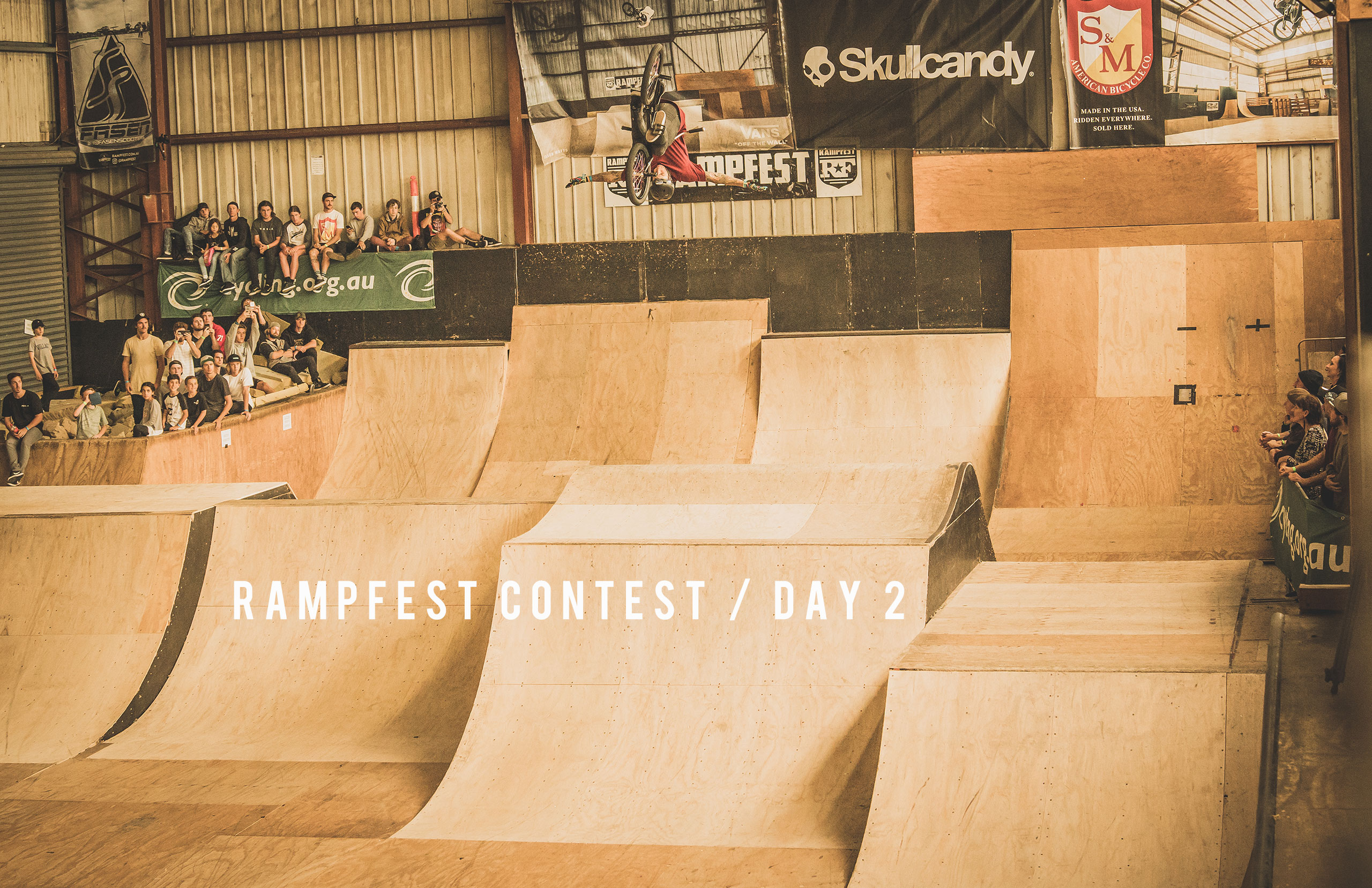 Rampfest Contest – Day 2