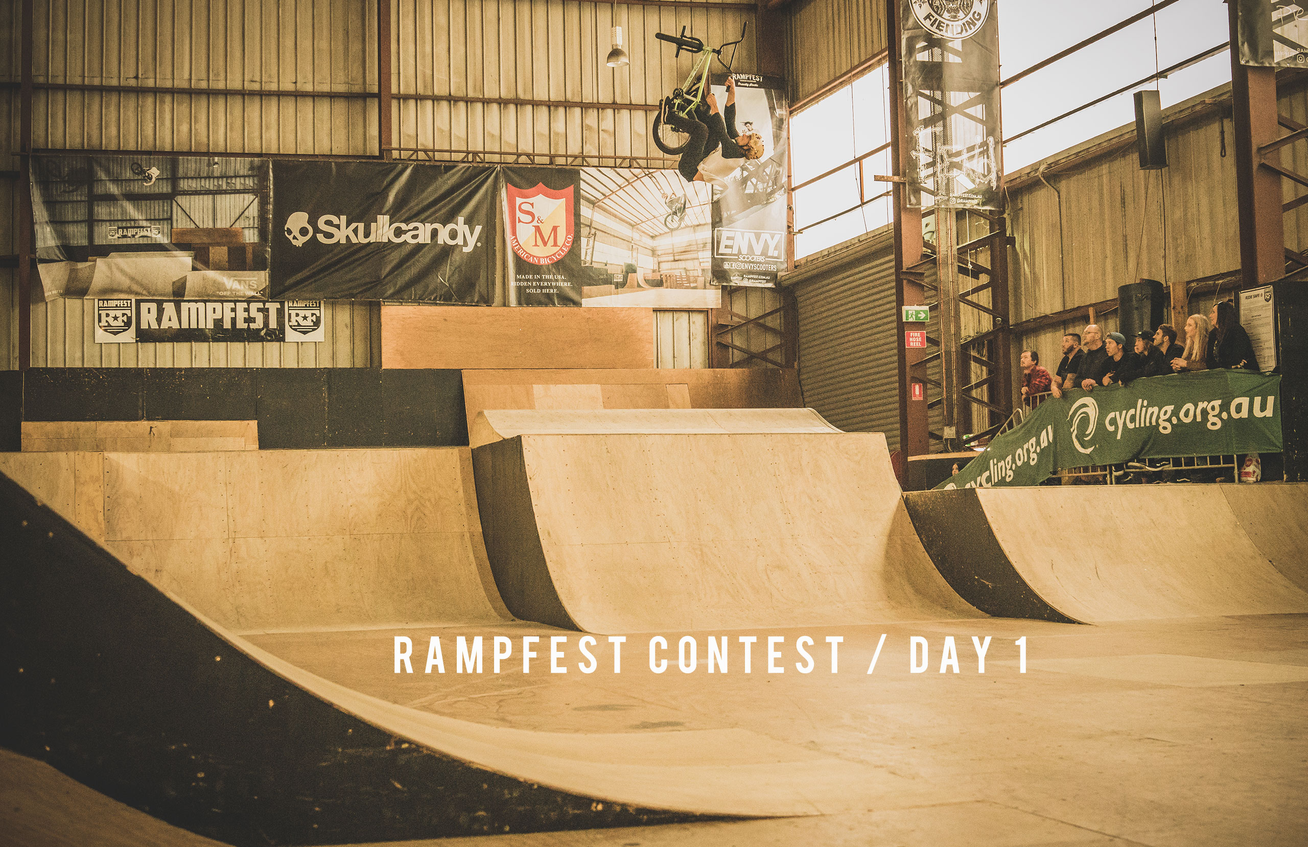 Rampfest Contest – Day 1