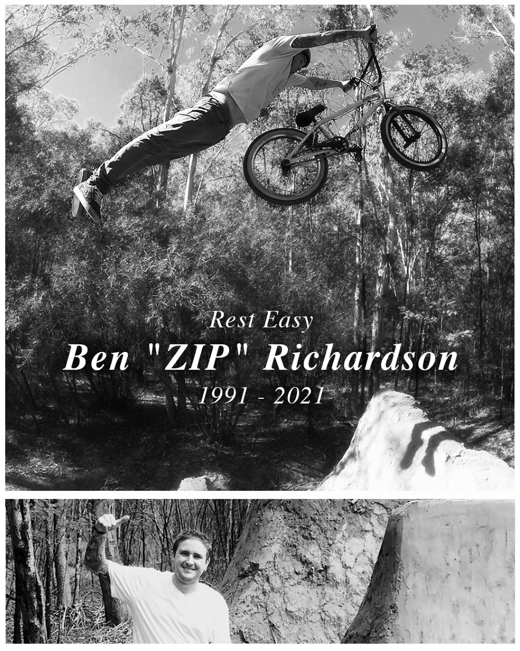 "Ben ""ZIP"" Richardson"