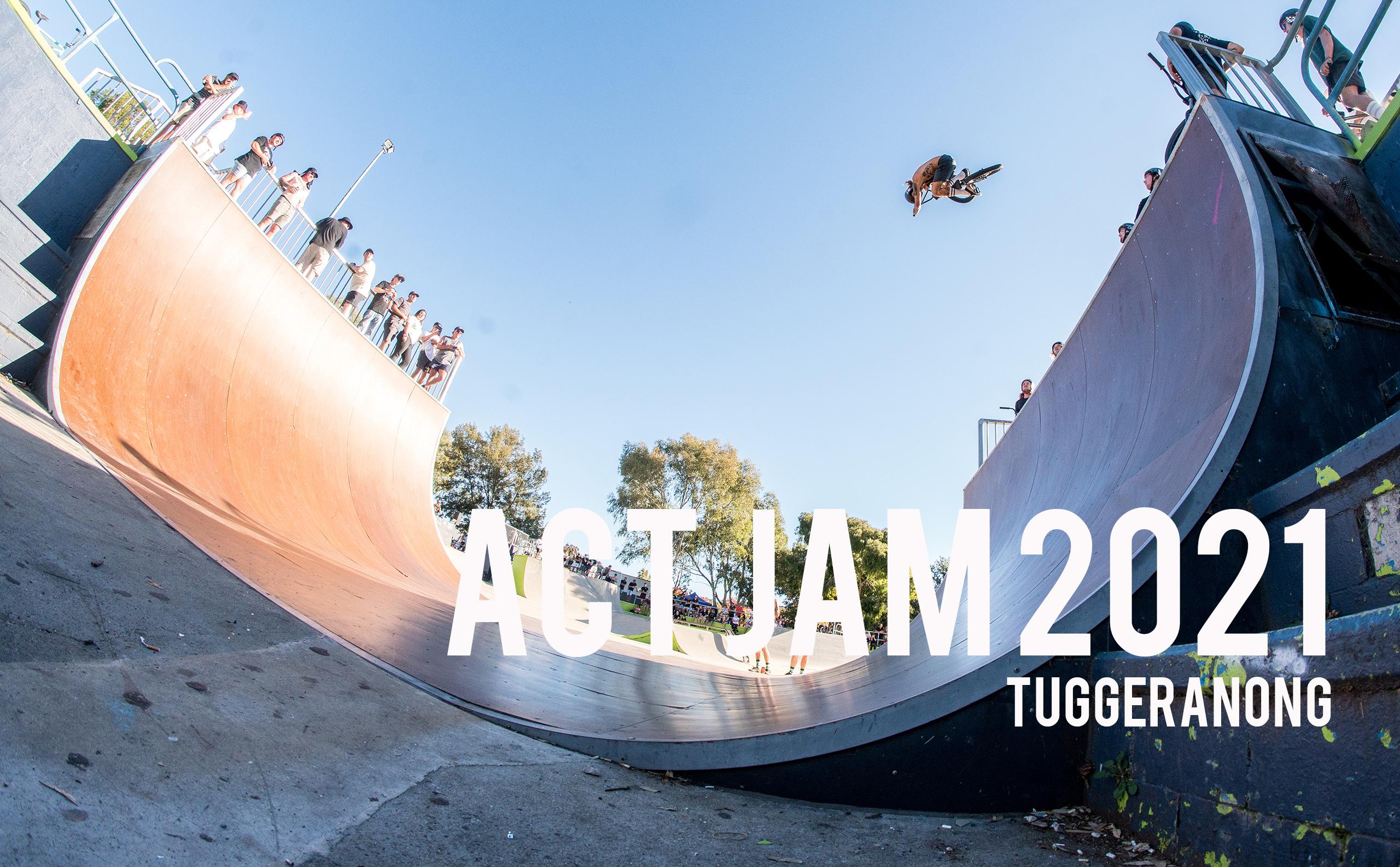 ACT JAM 2021 TUGGERANONG