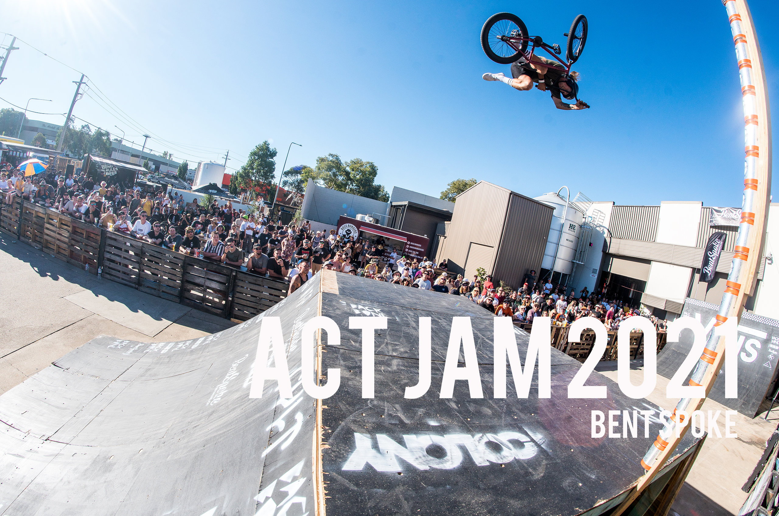 ACT JAM 2021 BENT SPOKE